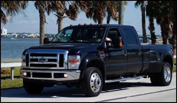 Diesel F450 Dually