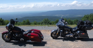 2017 CVO Street Glide and 2015 Ultra Classic